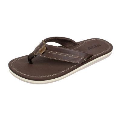 Men's Dockers Flip Flops & Slides. Mulriple Styles & Colors. $11.19 @ JCPenney