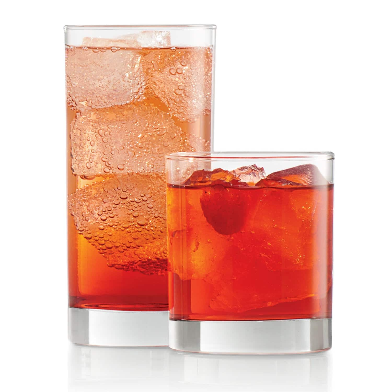 Kohls Cardholders: Food Network 16-piece Glassware Sets - 3 Styles $13.99