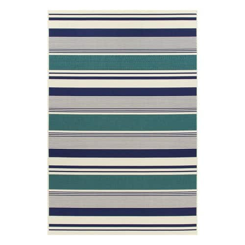 Kohl's Cardholders: SONOMA Goods for Life™ Multi Stripe Indoor Outdoor Rug 4' x 6' Red  $20.99