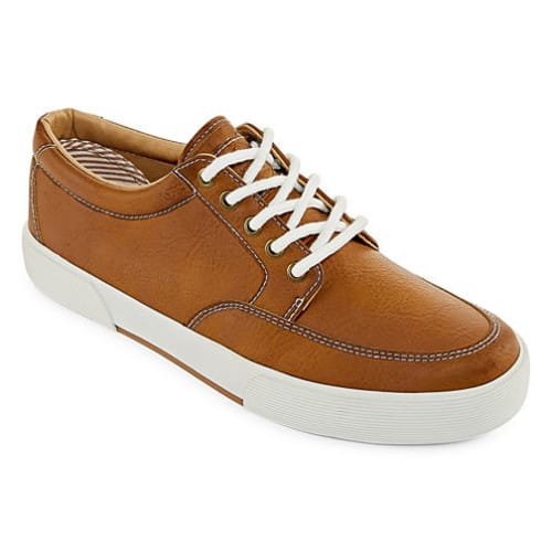JCPenney: St. John's Bay Borden Mens Sneakers Lace-up $15.39, St. John's Bay Balsam Mens Lace-Up Oxfords $12.59, St. John's Bay Aiden Mens Oxford Shoes $16.75