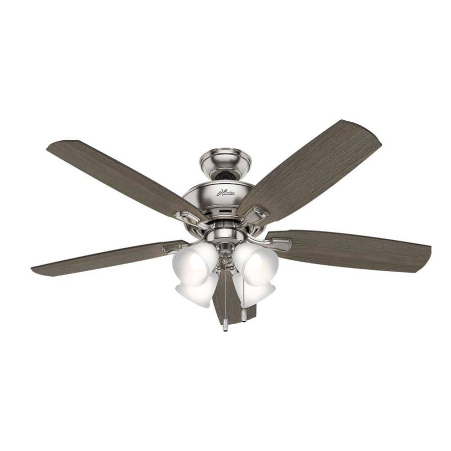 Lowes: **5/25 & 5/26 Only - In Store Only**  Hunter® 52-in Amberlin Ceiling Fan 1/2 off - $59.99