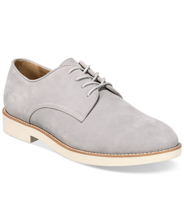 Mens Shoes @ Macys- Club Room Men's Shiloh Buck Dress Shoes $19.99  Alfani Men's Ralphie Moc Toe Oxford $19.99