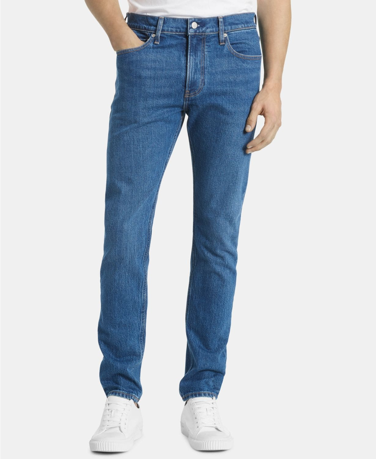 a00b92a6 Levi's 541 Athletic Fit Jeans(Boysenberry) $14.93, Calvin Klein Relaxed  Straight-Fit Jeans(Alaska/black) $19.96, Calvin Klein Slim-Fit Stretch Logo  Jeans ...