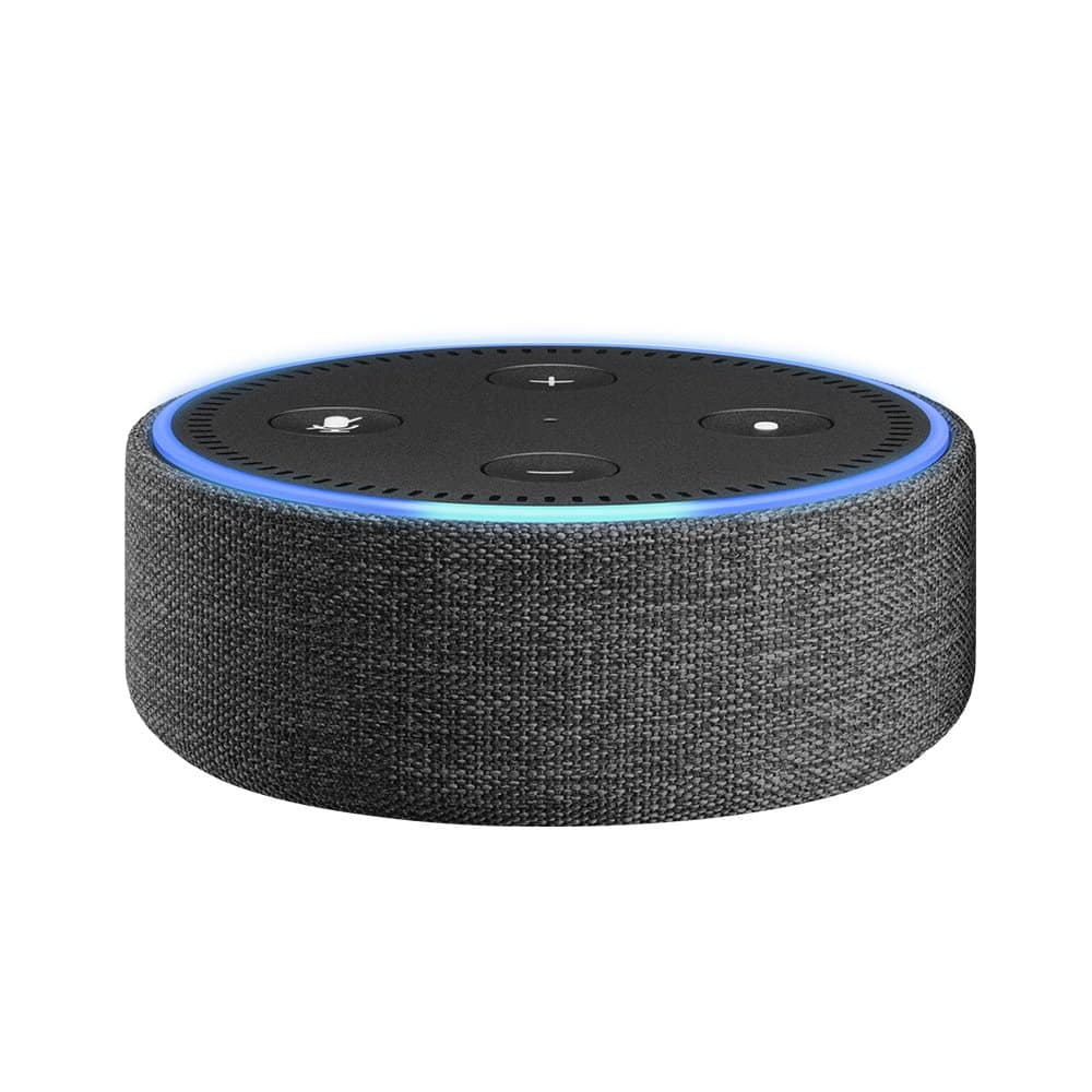 Amazon Echo Dot Case (fits Echo Dot 2nd Generation only) - Charcoal Fabric @ Amazon $4.99