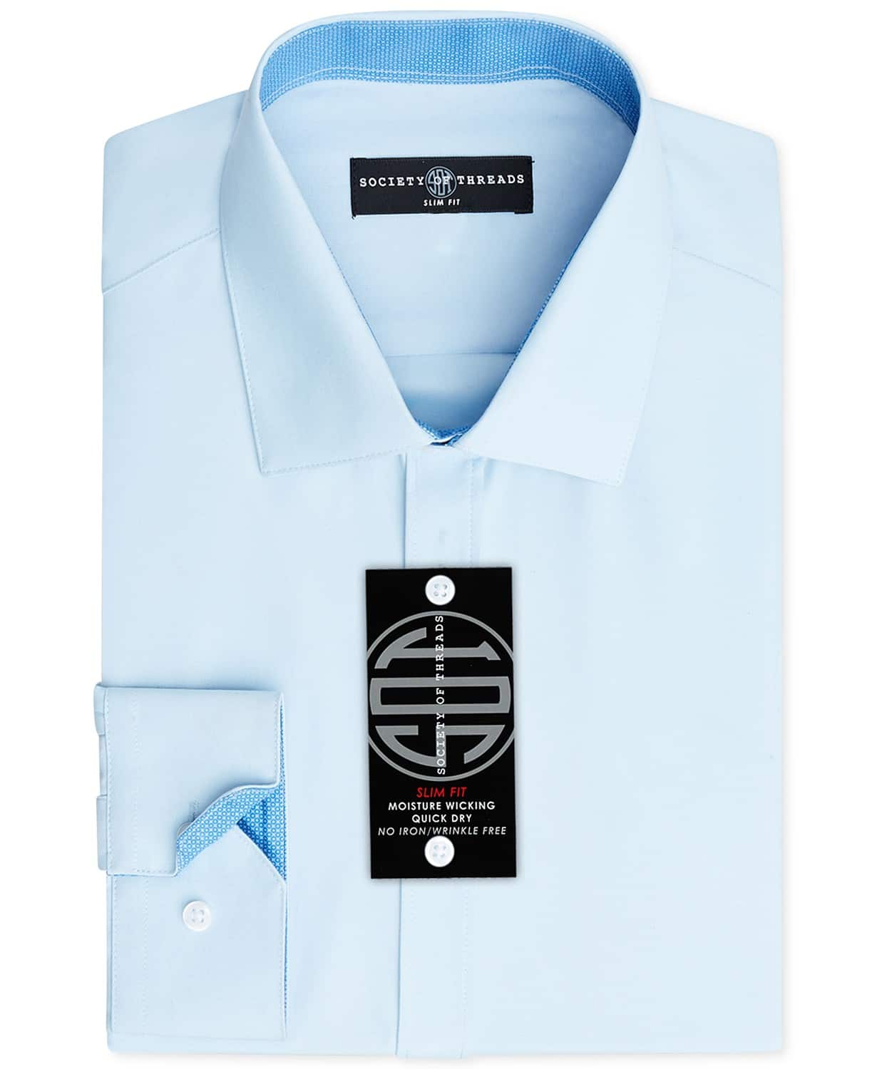 20f52fef212 Mens Dress Shirts: Kenneth Cole Unlisted or Society of Threads ...