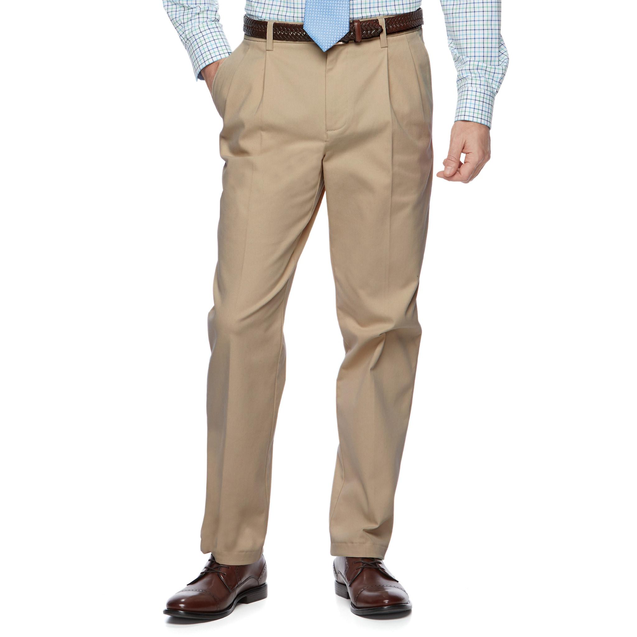 2c3324ae386 Dockers Men's Khaki Pants (Various Styles & Sizes) - Slickdeals.net