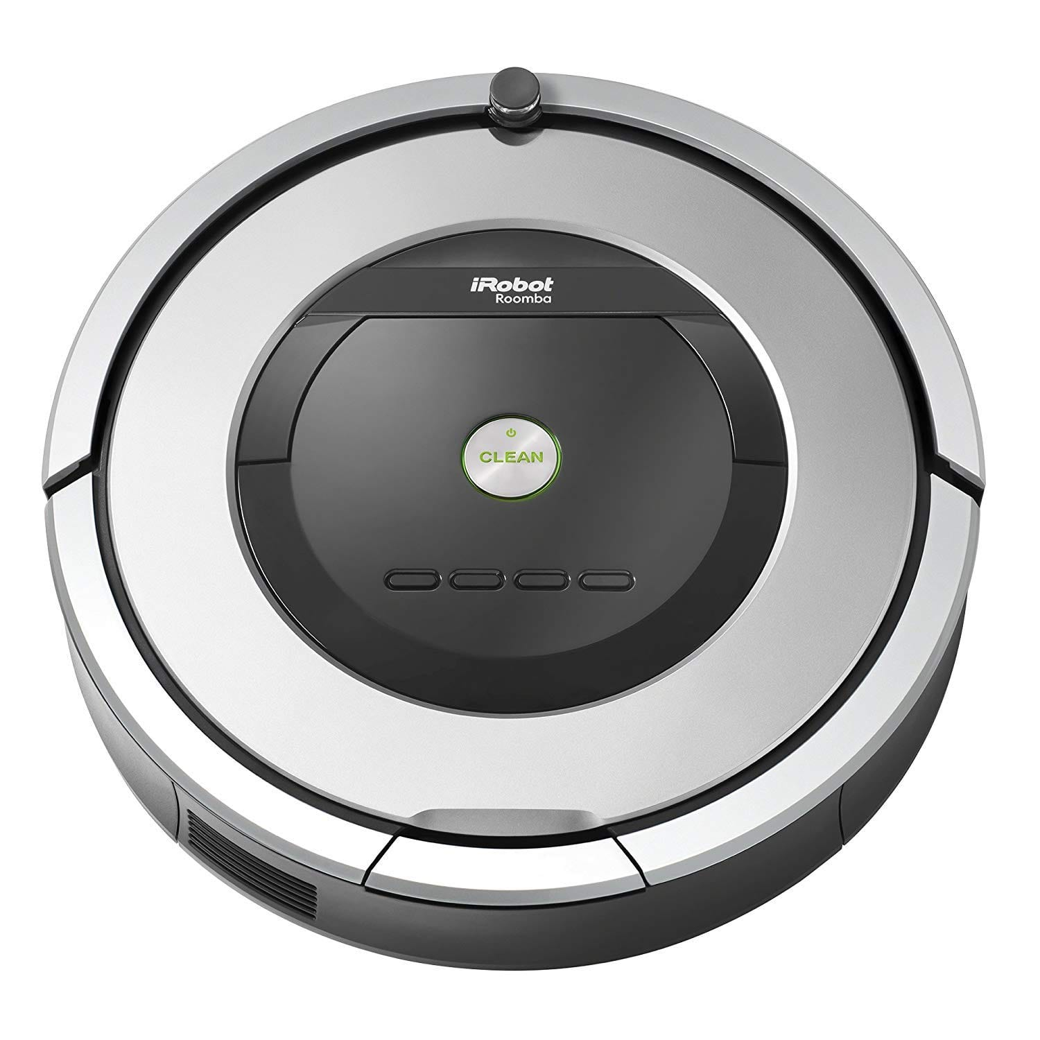 iRobot Roomba 860 Robotic Vacuum with Virtual Wall Barrier and Scheduling Feature (Renewed) $269.99 at Amazon