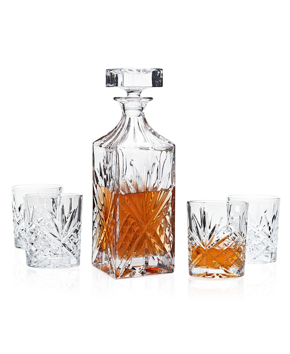 Macys: Godinger - Dublin 5pc.Whiskey Set $20.99 & 7pc Set $27.99, 4-Pc.Coaster Set $4.99, 4-Pc.Bowl Set $9.99, 7-Pc.Spirits Set $13.99 & Much More Marked at 60% off or More.