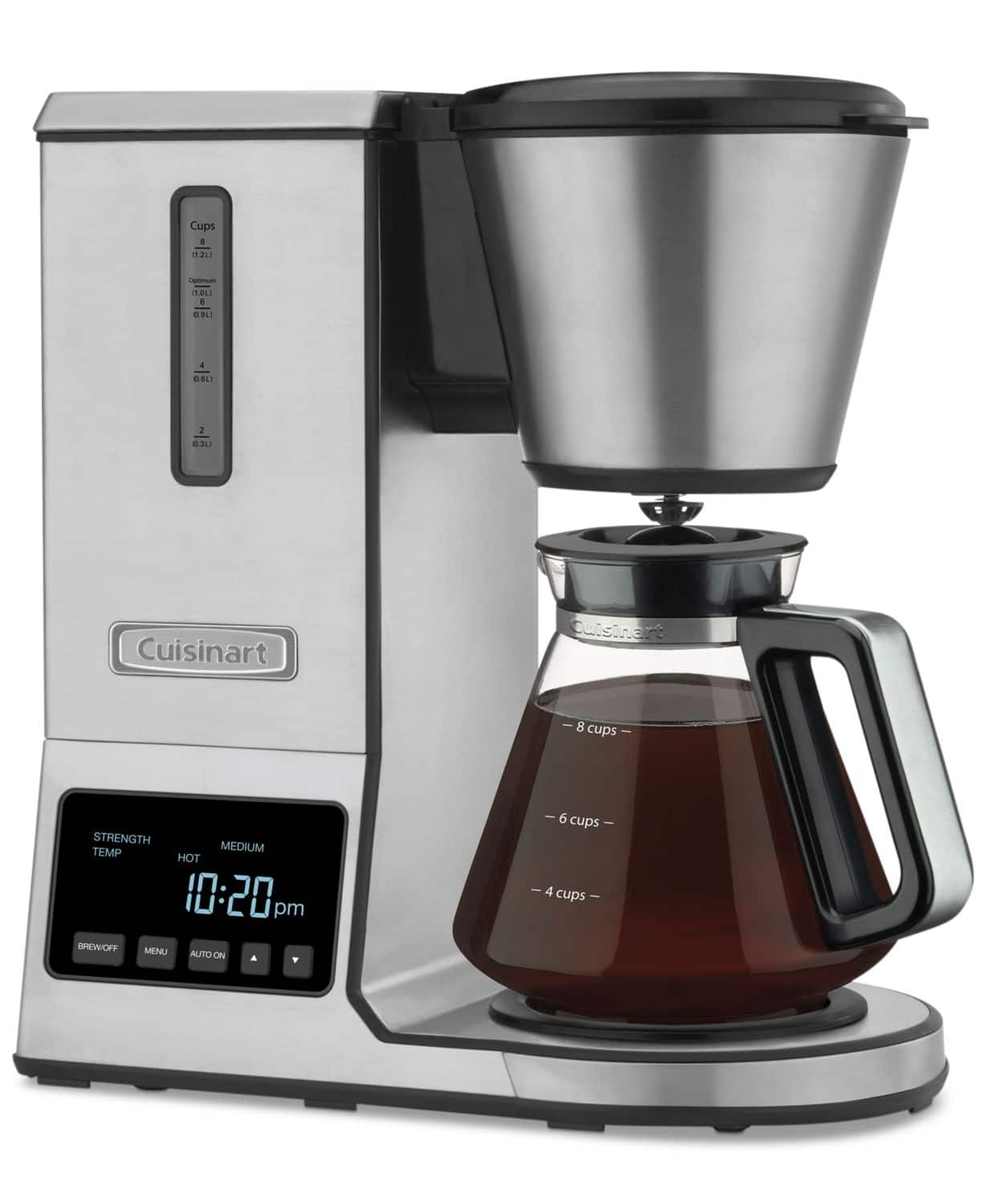 Cuisinart CPO-800 Pureprecision 8-Cup Pour-Over Coffee Brewer PLUS Get $20 in Macys Money for $111.93