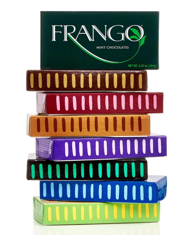 Frango Chocolates - All Varieties -  45 Pc. $9.99 and 15 Pc. $5.99 at Macys. FREE Shipping