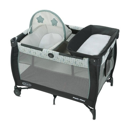 Graco Pack 'n Play Care Suite Playard - Birch $75.99 with Target REDcard. ($79.99 without REDcard discount) Free Shipping.