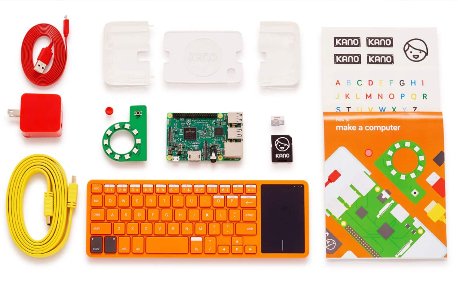 Kano Computer Kit $60.99 at Best Buy or Amazon.