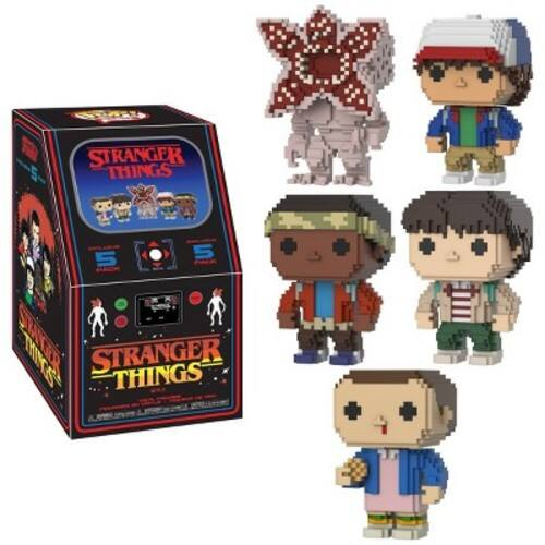 Funko POP! TV: Stranger Things - 8-Bit 5pc Arcade Box $22.47 and Funko Action Figure Married with Children 4pk $10.80. Target REDcard additional 5% off.