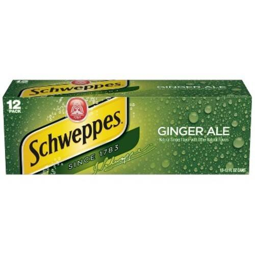 Schweppes Ginger Ale 50% off with Target Cartwheel Coupon. Valid In store and online with Order Pickup. REDcard Holders additional 5% off.