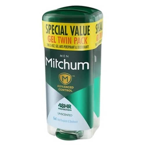 Mitchum Antiperspirants & Deodorants 30% off with Target Cartwheel Coupon. In Store or Online with Order Pickup. REDcard additional 5% off