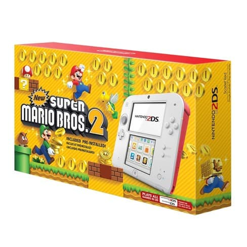 Free (select) Nintendo Selects 3DS game when you buy