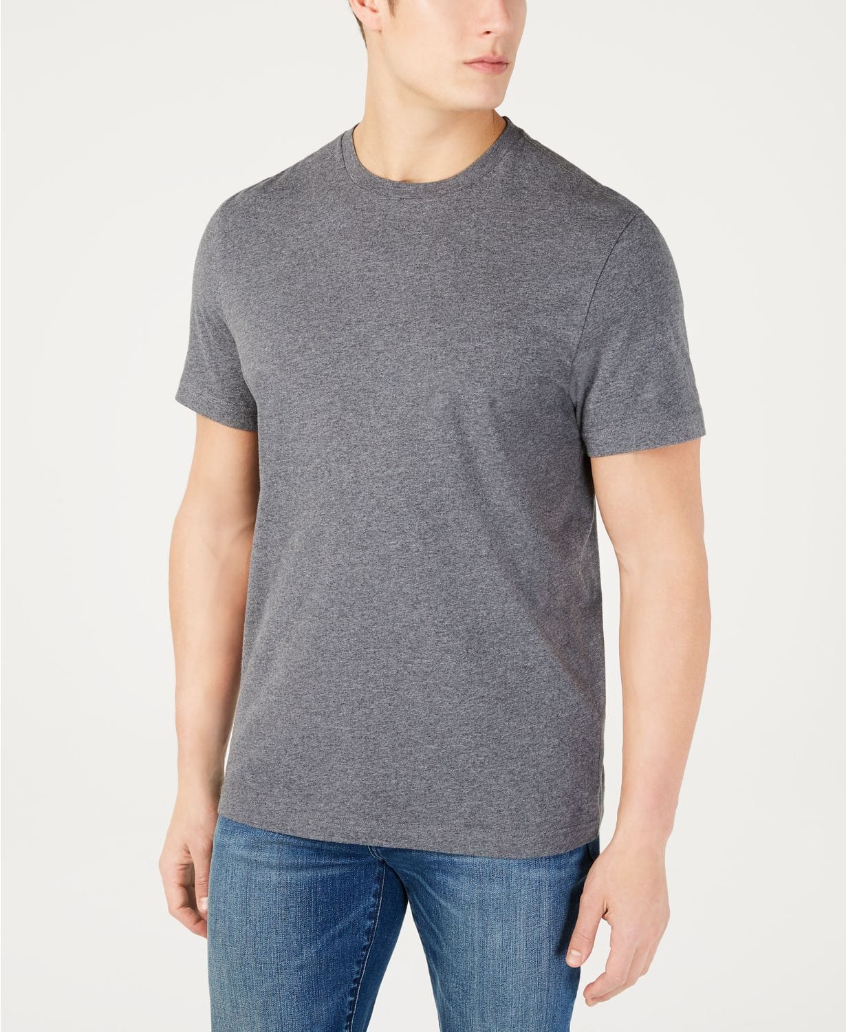 Club Room Men's Performance Crew Neck T-Shirt or Pocket T-Shirt $4.99 each at Macys. Free Store Pickup or Free Ship at $25.