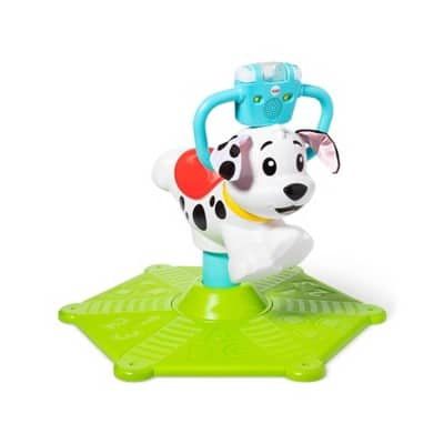 Fisher-Price Bounce and Spin Puppy $24.85 ($23.61 with Target REDcard) Free Ship or Store Pickup