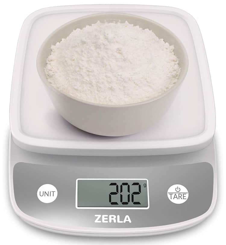Digital Kitchen Scale — Versatile Food Scale for $7.49 AC prime eligible