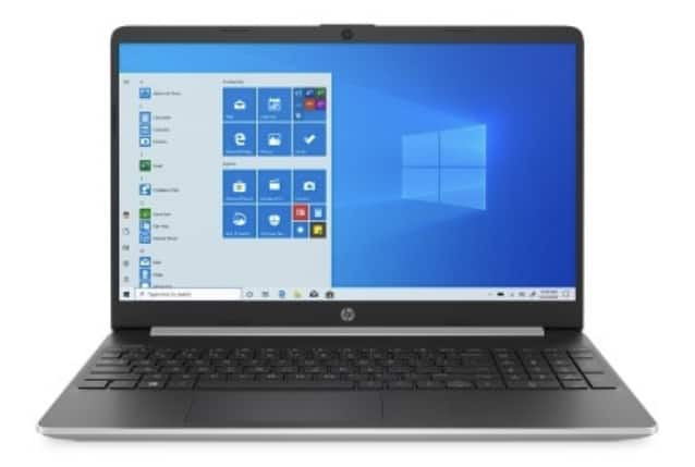 "HP 15.6"" Laptop Ryzen 7, 12GB RAM 256GB SSD VEGA10 720p for $399 by Microsoft store"