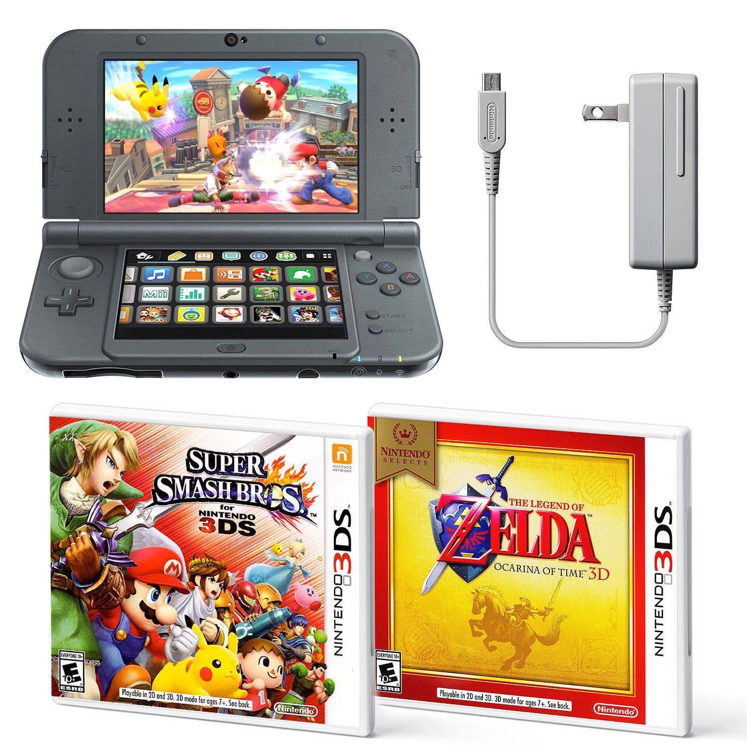 Buy a Nintendo 2DS™ system and receive a Nintendo Selects game for free!