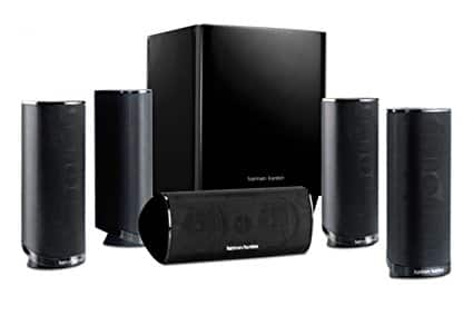Harman Kardon HKTS 16 5.1 channel speaker system $199.95