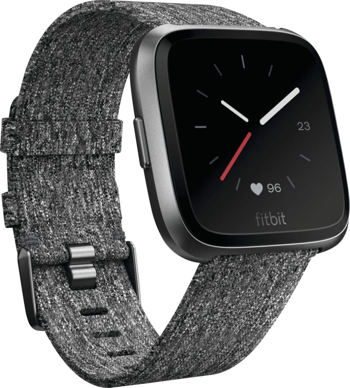 Fitbit Versa Special Edition in Charcoal band for $119 at BestBuy.Com