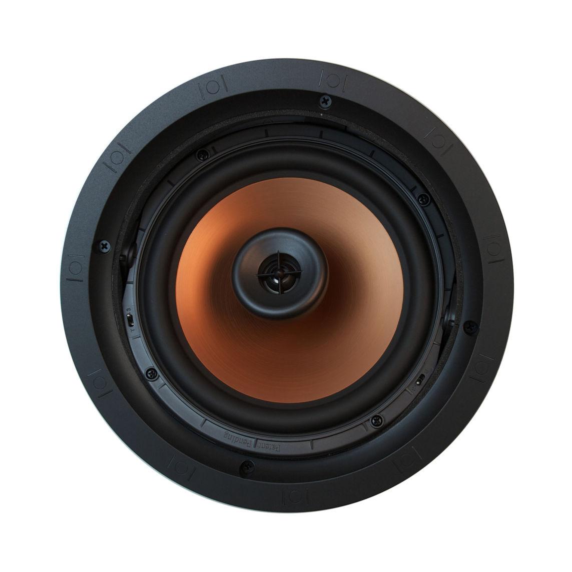 Amazon Klipsch CDT-5800-C II In-Ceiling Speaker - White (Each) Paintable Grill $188.75
