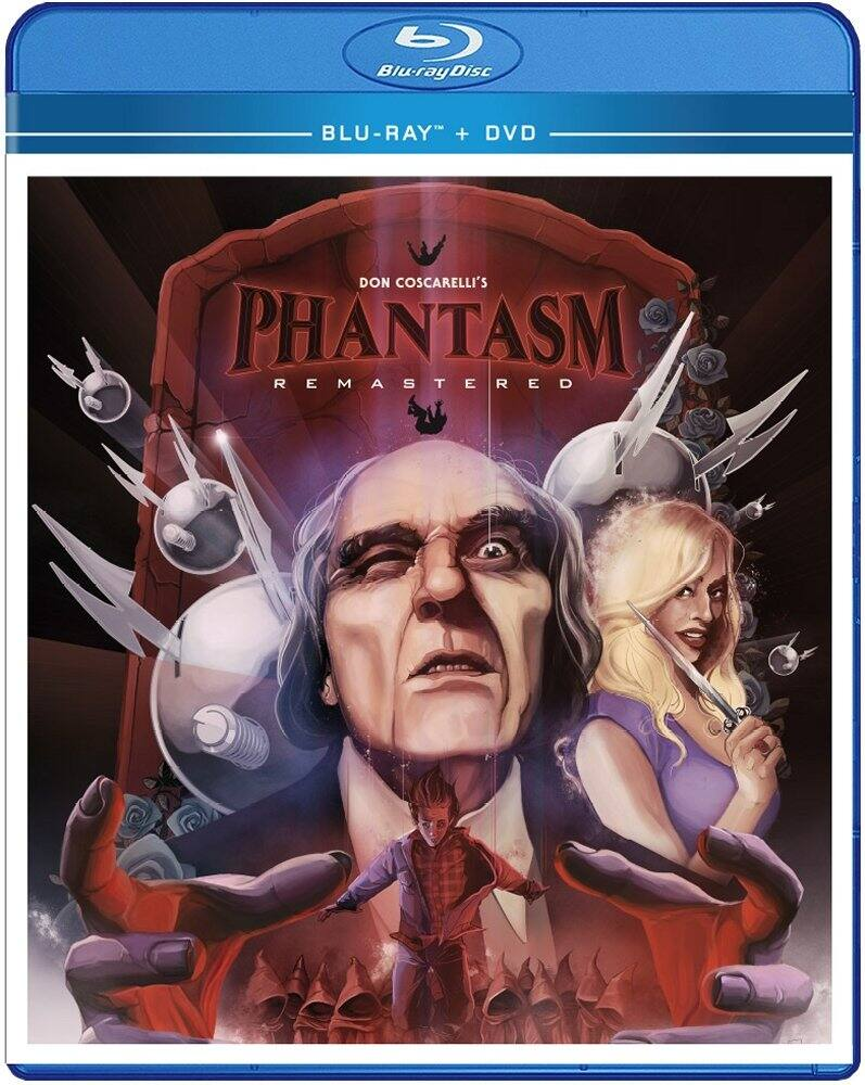 Phantasm: Remaster [Blu-ray/DVD Combo] - $5.00 @ Amazon + FS with Prime