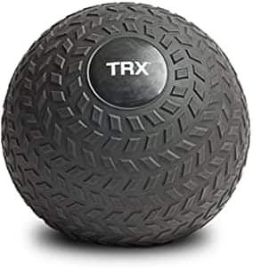 8-Pound TRX Training Slam Ball, Easy-Grip Tread & Durable Rubber Shell - $17.95 @ Amazon + FS with Prime