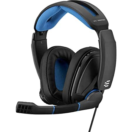 Sennheiser GSP 300 Gaming Headset with Noise-Cancelling Mic for PC, Mac, Xbox One, PS4, Switch - $61.01 @ Amazon + FS
