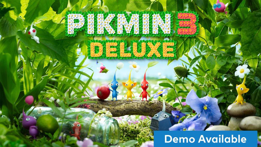 Pikmin 3 Deluxe - Nintendo Switch Digital Download - $41.99 @ Nintendo eShop or Amazon