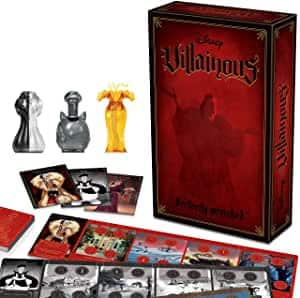 Ravensburger Disney Villainous: Perfectly Wretched Strategy Board Game - $10.39 @ Amazon + FS with Prime