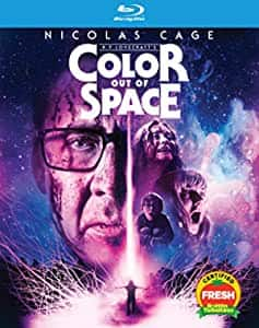 Color out of Space, Blu-ray - $5.00 @ Amazon + FS with Prime