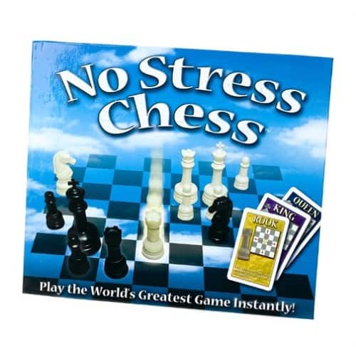 No Stress Chess - $10.97 @Amazon, FS with Prime