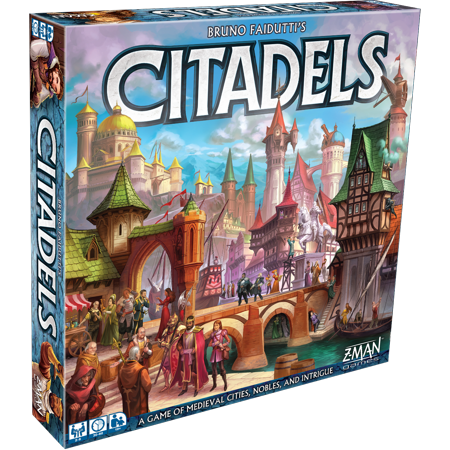 Citadels Board Game (new edition) - $13.38 @Walmart + Free Store pick up