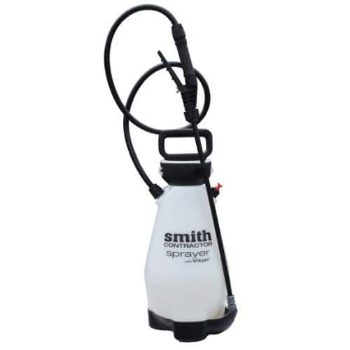 Smith Contractor 2-Gallon Sprayer for Weed Killers, Herbicides, and Insecticides - $20.00 @ Amazon + FS with Prime