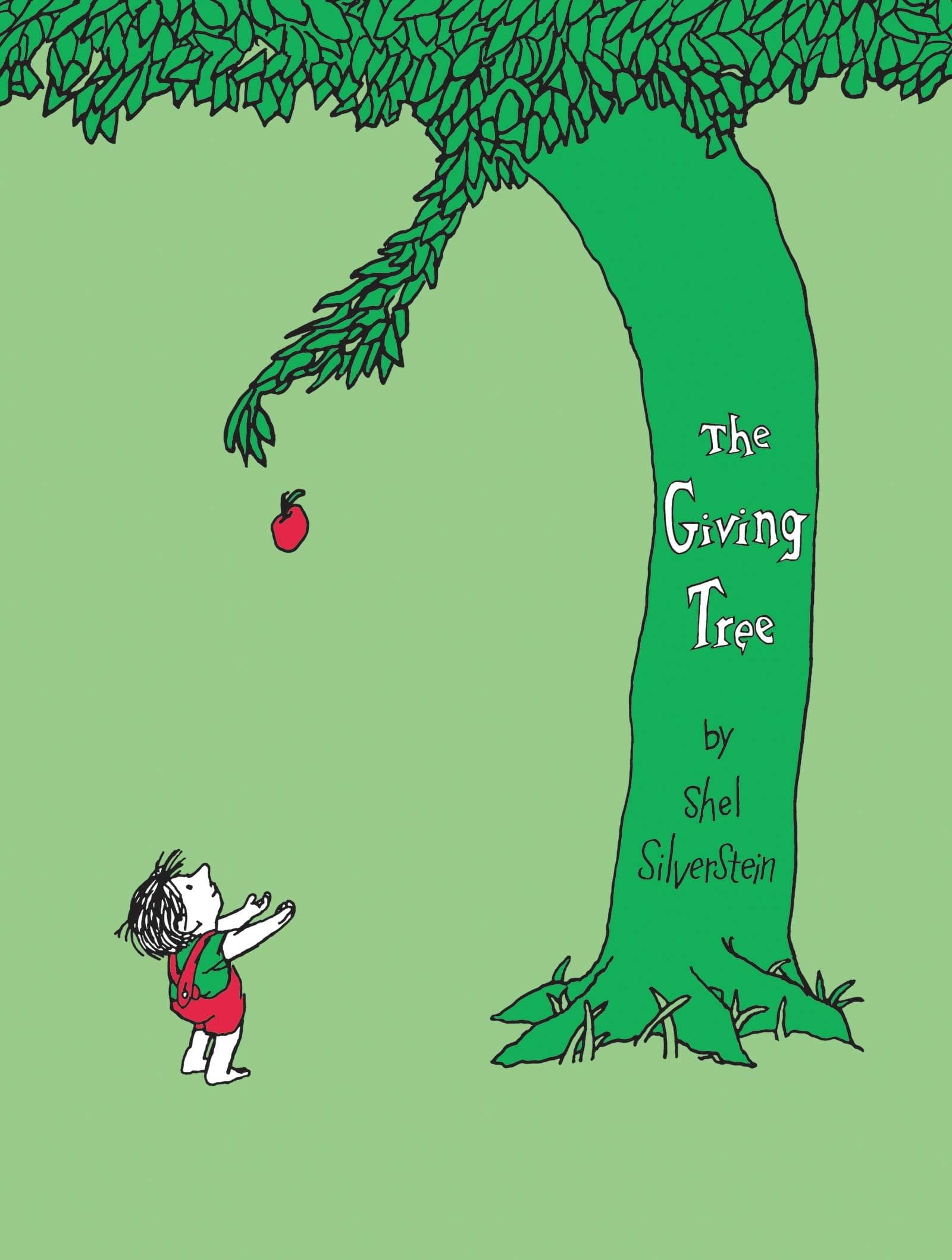 The Giving Tree - Hardcover Book - $6.74 @ Amazon + FS with Prime