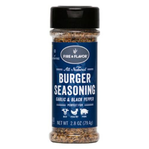 Fire & Flavor 2.8-oz Blended Seasoning - $0.25 @ Lowe's YMMV