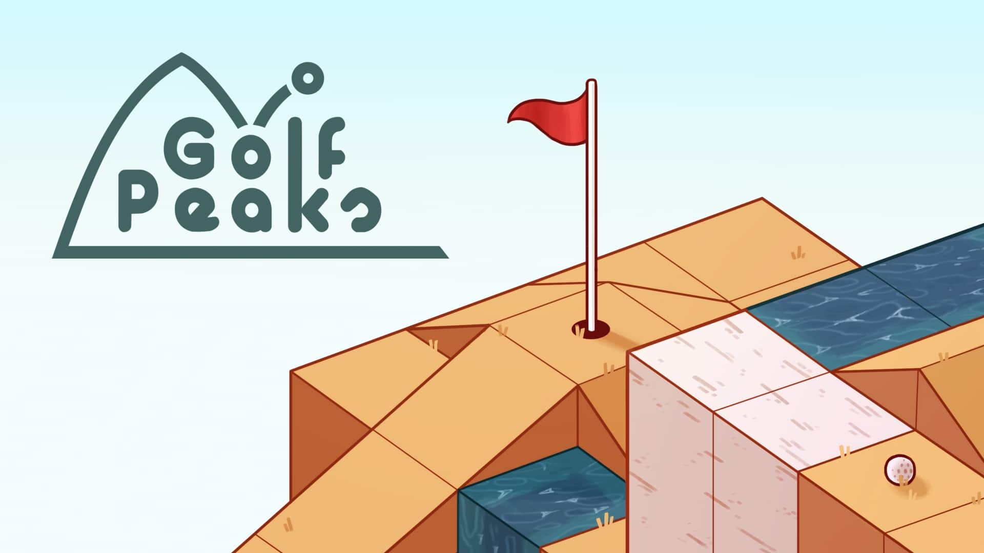 Nintendo Switch Digital Download - Golf Peaks - $1.99 @ Nintendo Game Store