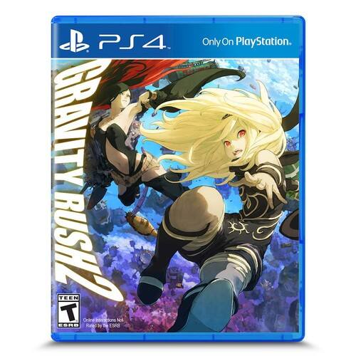 Gravity Rush 2 - PS4 - $13.99 @ Best Buy + Free Curbside Pickup