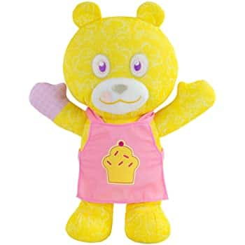 Doodle Bear The Original 14ʺ Plush Toy with 3 Washable Markers, Chef, Yellow - $7.78 @ Amazon + FSSS
