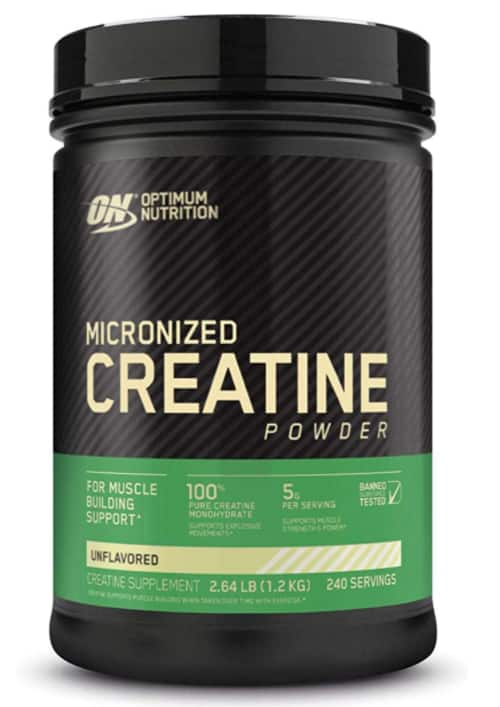 240-Servings Optimum Nutrition Micronized Creatine Powder (Unflavored) - $14.83 @ Amazon w/ S&S