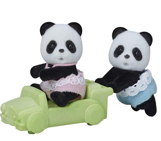 Calico Critters Wilder Panda Bear Twins - $5.49 @ Amazon + FSSS