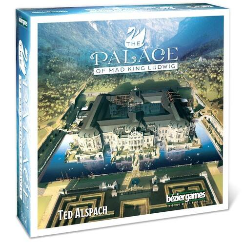 Palace of Mad King Ludwig Board Game - $28.43 @ Amazon + FS