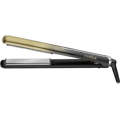 "Conair - Cofia 1"" Flat Iron - Titanium - $29.99 @ Best Buy + Free Curbside Pickup"