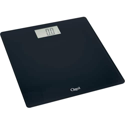 Ozeri Precision Digital Bath Scale (400 Lbs Edition), in Tempered Glass With Step-On Activation - $8.00 @ Amazon + FSSS