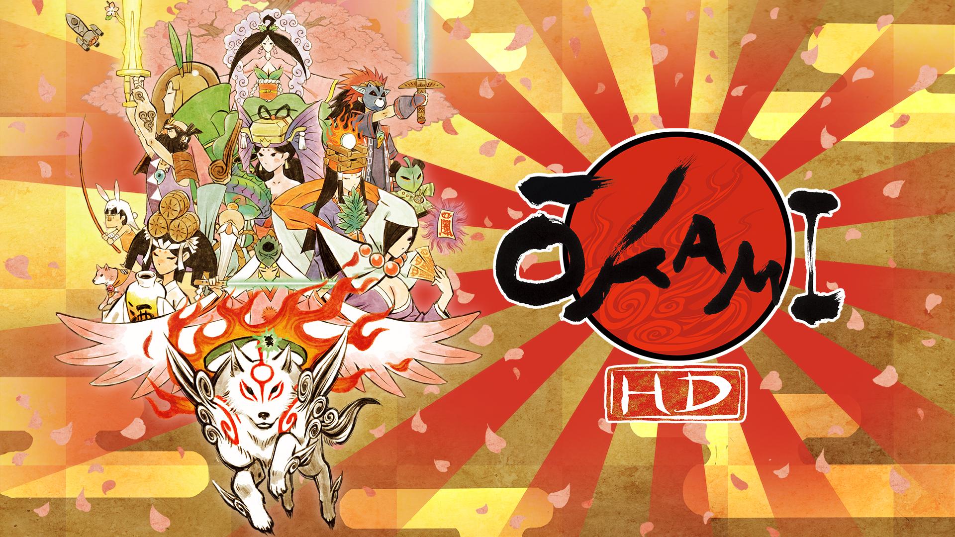OKAMI HD - Nintendo Switch Digital Download - $9.99 @ Nintendo Game Store
