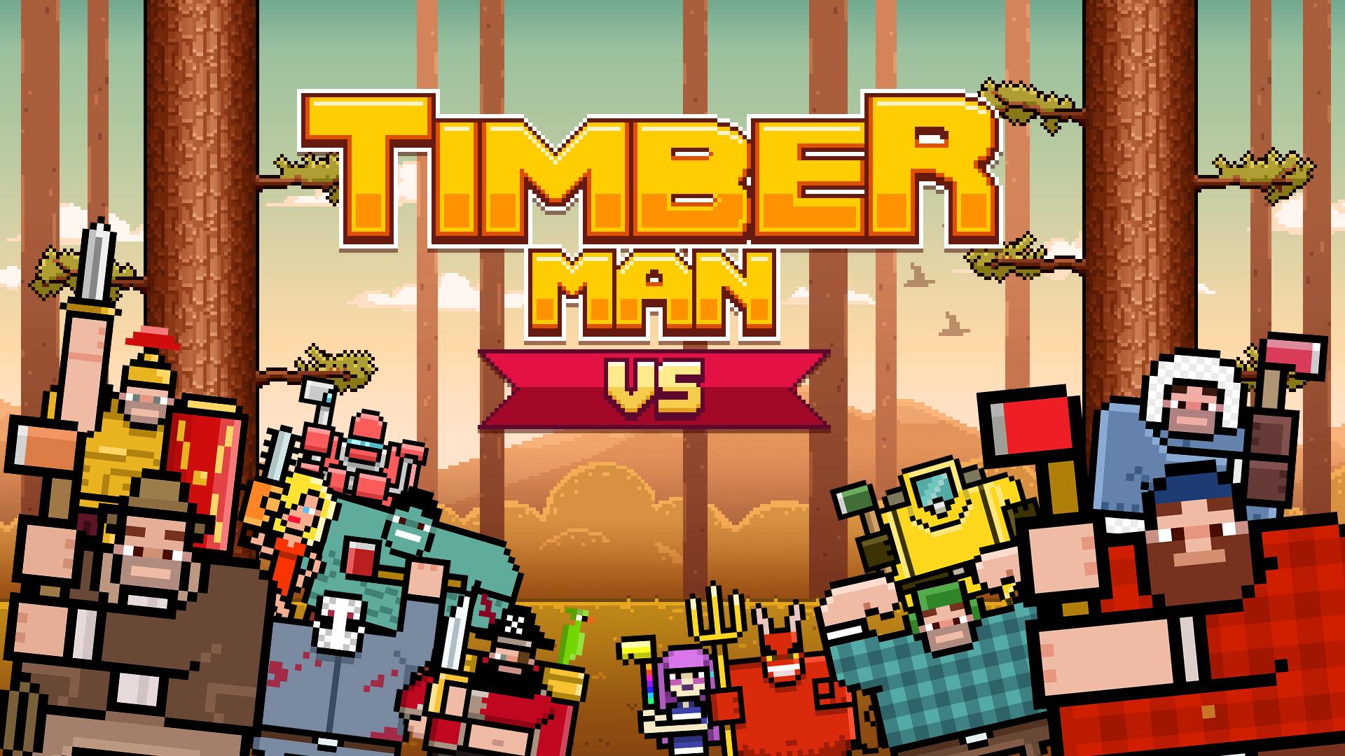 Timberman VS - Nintendo Switch Digital Download - $0.19 @ Nintendo Game Store