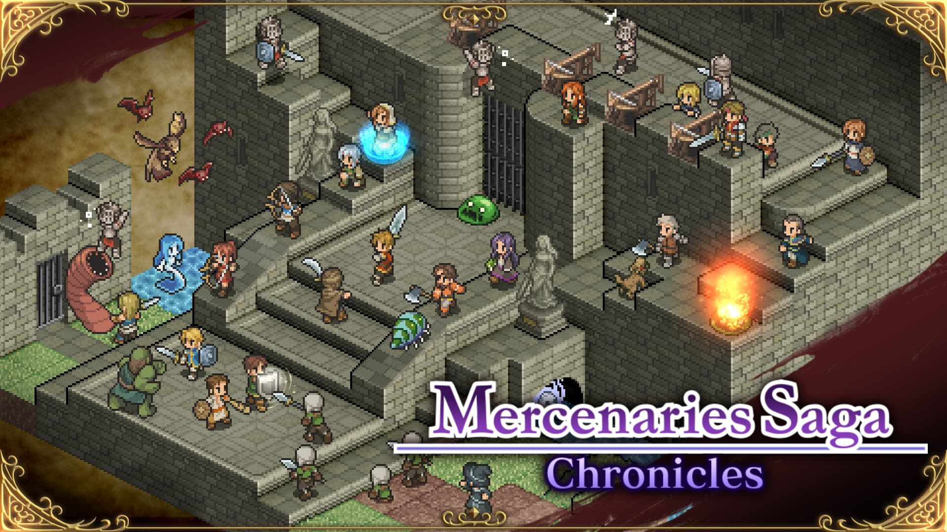 Mercenaries Saga Chronicles - Nintendo Switch Digital Download - $7.49 @ Nintendo Game Store